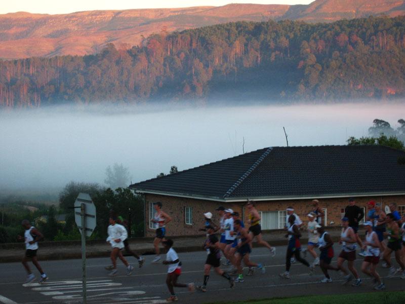 Morning Run - Marathon