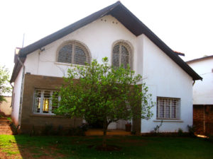 Our first house in Antsirabe - very fitting of the typical missionary / former colonist lifestyle, and a stark contrast from the average Malagasy person.