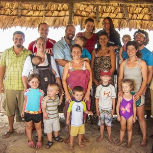 PHOTOS: Our Team Arrives on Nosy Mitsio! Nov 2014 - June 2015