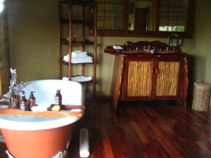 Ulusaba bathroom