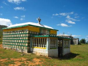 grave in Madagascar