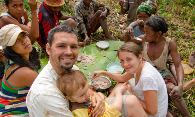Madagascar 5 Antenina Village Photos