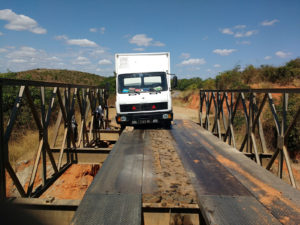 Madagascar's frequently collapsing roads and bridges are a good illustration of the continuous obstacles that challenge ministry efforts to the unreached here.