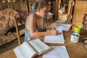 Translating Bible stories into the Antakarana language