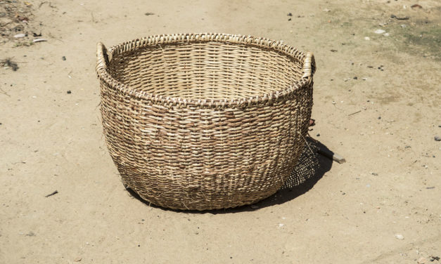 An Empty Basket