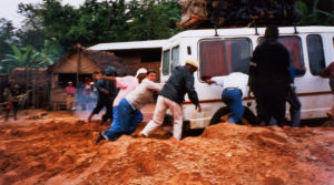 My first visit to Madagascar in 2002.  This was actually one of my worst  and most difficult memories from that time, haha!