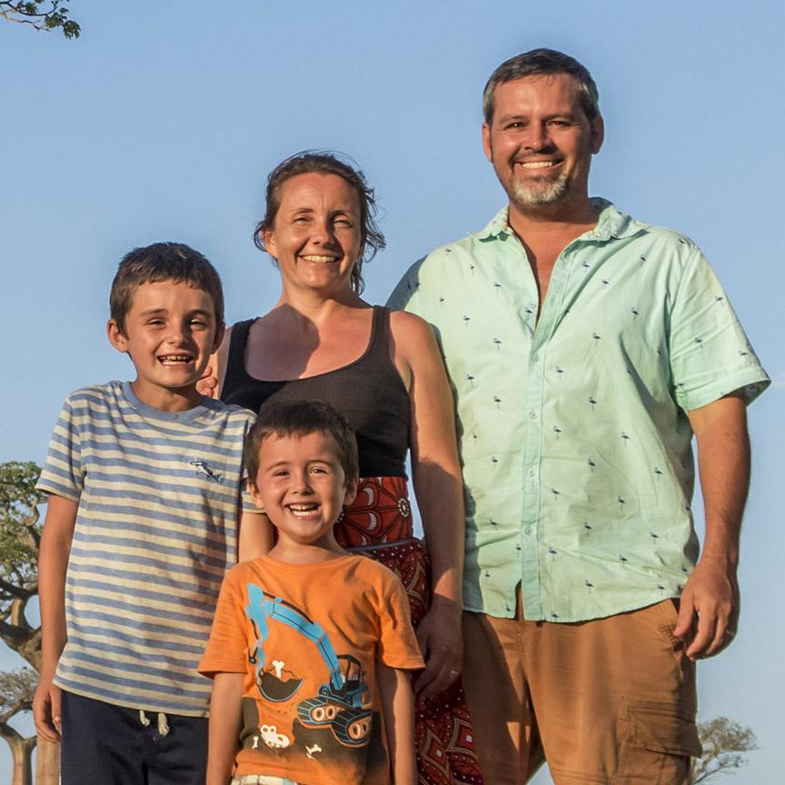 The Willard family!